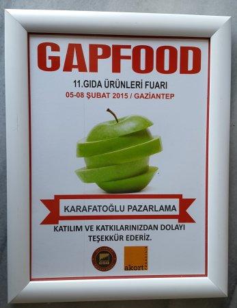 GAPFOOD 11.Gıda Ürünleri Fuarı...