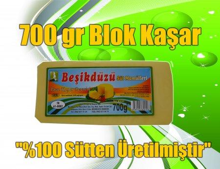 700 gr Blok Kaşar...YENİ ÜRÜN...